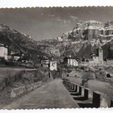 Postales: POSTAL FOTOGRAFICA. TORLA 45, VISTA PARCIAL, FONDO MONDARRUEGO. EDICIONES SICILIA. CIRCULADADA. Lote 253816240