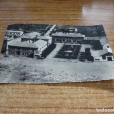 Postales: POSTAL ESCUELA DE VUELO SIN MOTOR DE HUESCA CIRCULADA. Lote 253818495