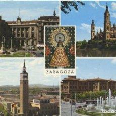 Postales: Nº 85-ZARAGOZA. BELLEZAS DE LA CIUDAD. ED. GARCÍA GARRABELLA. Lote 253896310