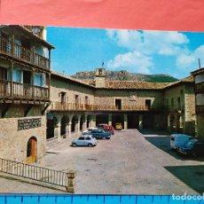Postales: ALBARRACIN - TERUEL ( COCHES DE LA EPOCA - ) / ( NOV2021CONF). Lote 253903425