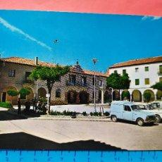 Postales: UTRILLAS - TERUEL ( COCHES DE LA EPOCA - ) / ( NOV2021CONF). Lote 253903800