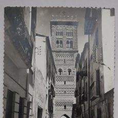 Postales: TERUEL 74 - TORRE DE SAN MARTÍN. EDICIONES SICILIA - ZARAGOZA. Lote 253927075