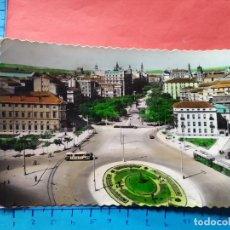 Postais: ZARAGOZA ( COCHES DE LA EPOCA - TRANVIA - TROLEBUS ) / ( NOV2021CONF). Lote 254016365