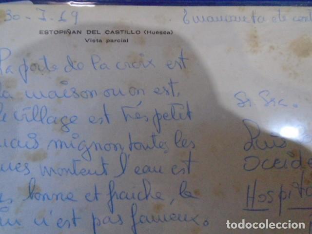 Postales: (PS-64960)POSTAL DE ESTOPIÑAÑ DEL CASTILLO(HUESCA)-VISTA PARCIAL - Foto 4 - 254391855