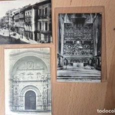 Postales: POSTALES DE ZARAGOZA. Lote 254393610