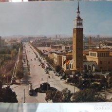 Postales: ANTIGUA POSTAL ZARAGOZA SUBIRATS 310. Lote 254520065