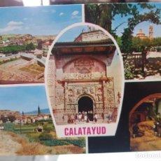 Postales: ANTIGUA POSTAL CALATAYUD ZARAGOZA EDICIONES PARIS 308. Lote 254521000