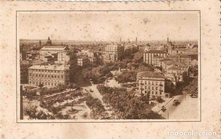 ZARAGOZA Nº 12-2 VISTA PARCIAL GARRABELLA S.C. (Postales - España - Aragón Moderna (desde 1.940))