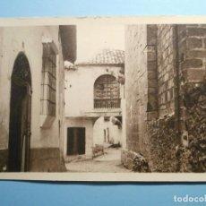 Postales: FOTOGRAFÍA TAMAÑO POSTAL - BECEITE - TERUEL - 10 X 15 CM. Lote 254643910