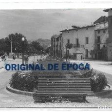 Postales: (PS-65035)POSTAL DE TAMARITE-PLAZA ESPAÑA. Lote 254750335