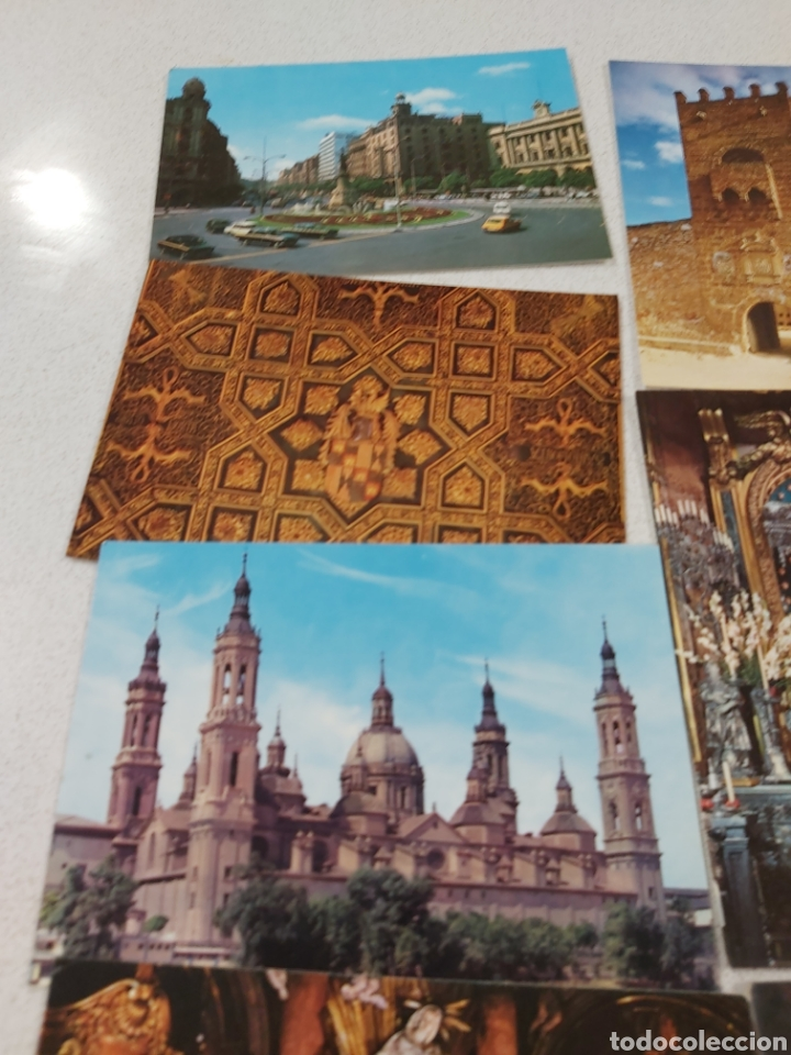 Postales: POSTALES DE ZARAGOZA AÑOS 70 - Foto 2 - 254784090
