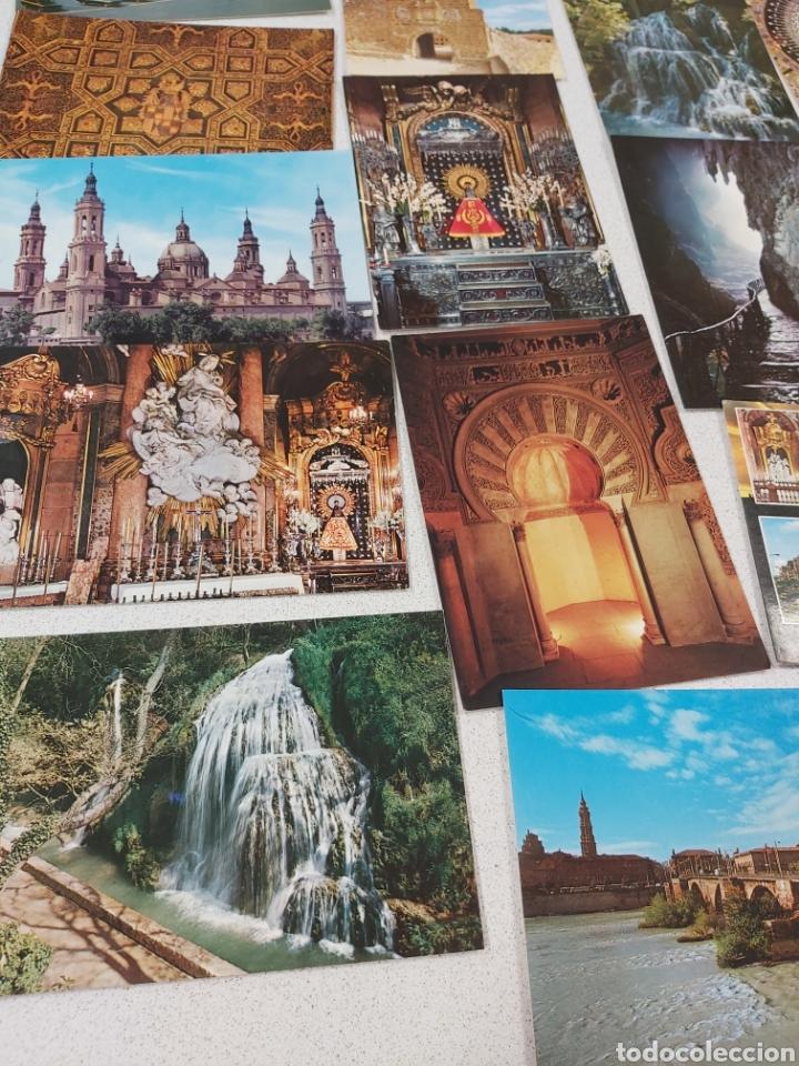 Postales: POSTALES DE ZARAGOZA AÑOS 70 - Foto 3 - 254784090