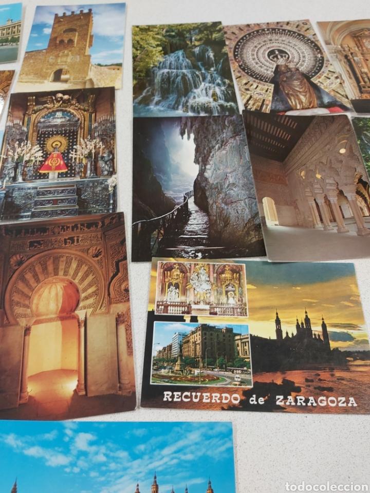 Postales: POSTALES DE ZARAGOZA AÑOS 70 - Foto 4 - 254784090
