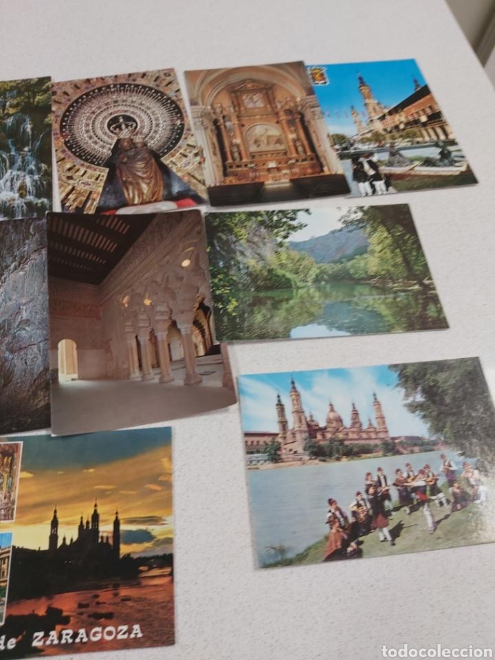 Postales: POSTALES DE ZARAGOZA AÑOS 70 - Foto 5 - 254784090