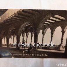 Postais: GRAUS. MIRADOR DE NUESTRA SEÑORA DE LA PEÑA. FOTOGRÁFICA. Lote 257804220