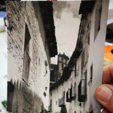 Cartes Postales: POSTAL LUESIA ARAGÓN CALLE DE SAN PEDRO N 4 SICILIA S/C. Lote 257994030