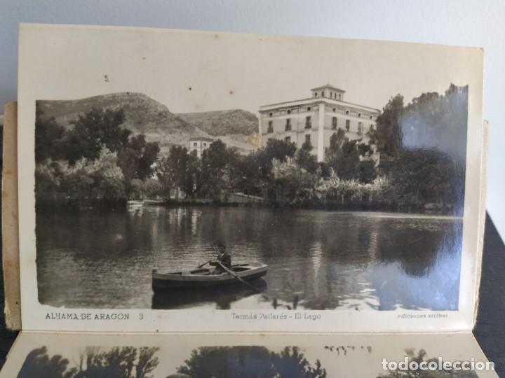 Postales: 10 POSTALES RECUERDO DE ALHAMA DE ARAGON ZARAGOZA, POSTAL - Foto 7 - 27548985