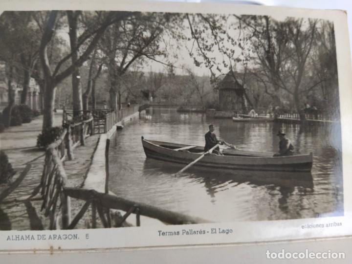 Postales: 10 POSTALES RECUERDO DE ALHAMA DE ARAGON ZARAGOZA, POSTAL - Foto 9 - 27548985