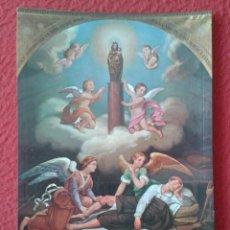 Postales: POSTCARD CARTE POSTALE POSTKARTE ZARAGOZA SPAIN BASÍLICA DE NUESTRA SEÑORA DEL PILAR EL COJO CALANDA. Lote 260588510