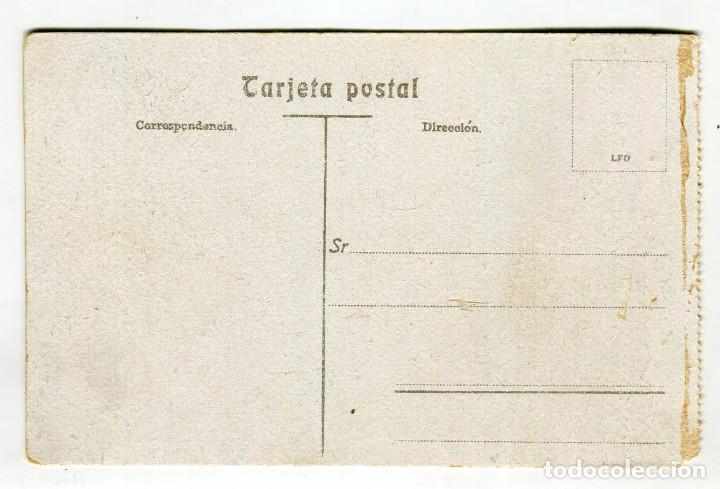 Postales: ZARAGOZA VISTA GENERAL PROCEDE DE BLOC 13,5 X 8,5 CMS APROX. VER REVERSO - Foto 2 - 260644315