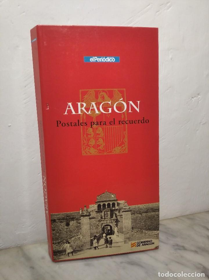 COLECCIÓN 150 POSTALES (ARAGÓN POSTALES PARA EL RECUERDO) EL PERIÓDICO REEDICIÓN - GOBIERNO ARAGÓN (Postales - España - Aragón Antigua (hasta 1939))