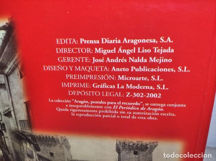 Postales: COLECCIÓN 150 POSTALES (ARAGÓN POSTALES PARA EL RECUERDO) EL PERIÓDICO REEDICIÓN - GOBIERNO ARAGÓN - Foto 3 - 261196225
