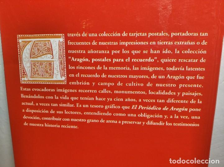 Postales: COLECCIÓN 150 POSTALES (ARAGÓN POSTALES PARA EL RECUERDO) EL PERIÓDICO REEDICIÓN - GOBIERNO ARAGÓN - Foto 4 - 261196225
