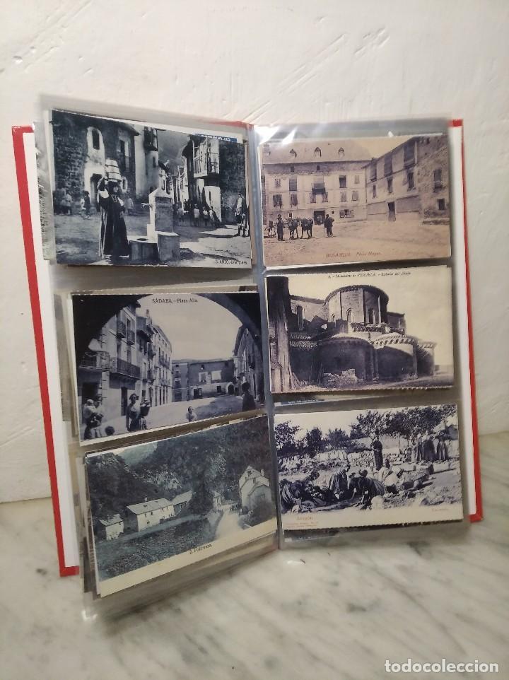 Postales: COLECCIÓN 150 POSTALES (ARAGÓN POSTALES PARA EL RECUERDO) EL PERIÓDICO REEDICIÓN - GOBIERNO ARAGÓN - Foto 6 - 261196225