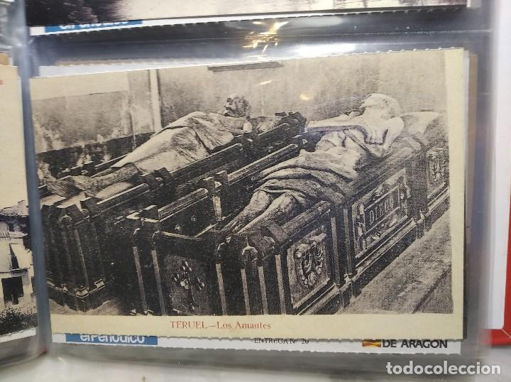 Postales: COLECCIÓN 150 POSTALES (ARAGÓN POSTALES PARA EL RECUERDO) EL PERIÓDICO REEDICIÓN - GOBIERNO ARAGÓN - Foto 8 - 261196225