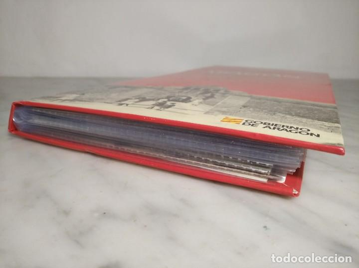 Postales: COLECCIÓN 150 POSTALES (ARAGÓN POSTALES PARA EL RECUERDO) EL PERIÓDICO REEDICIÓN - GOBIERNO ARAGÓN - Foto 12 - 261196225