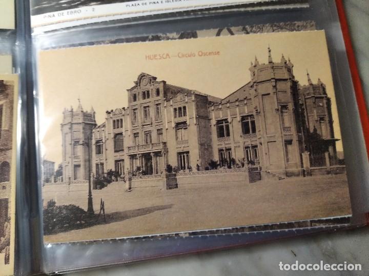Postales: COLECCIÓN 150 POSTALES (ARAGÓN POSTALES PARA EL RECUERDO) EL PERIÓDICO REEDICIÓN - GOBIERNO ARAGÓN - Foto 14 - 261196225