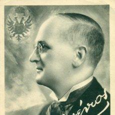 Cartes Postales: ZARAGOZA EUGENIO LASCORZ. PRINCIPE DE LASCARIS. HACIA 1920.. Lote 261864210