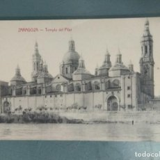 Postales: POSTAL - ZARAGOZA. TEMPLO DEL PILAR.. Lote 262309085