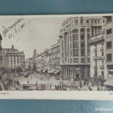 Postales: POSTAL - ZARAGOZA. EL COSO.. Lote 262311955
