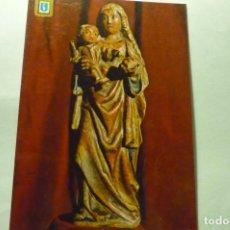 Postales: POSTAL STA.MARIA DE VERUELA- IMAGEN. Lote 262486565