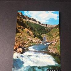 Postales: POSTAL DE ORDESA - BONITAS VISTAS - EL DE LA FOTO VER TODAS MIS POSTALES. Lote 262510175