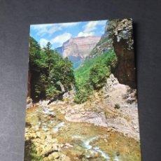 Postales: POSTAL DE ORDESA - BONITAS VISTAS - EL DE LA FOTO VER TODAS MIS POSTALES. Lote 262510490