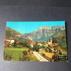 Postales: POSTAL DE TORLA - BONITAS VISTAS - EL DE LA FOTO VER TODAS MIS POSTALES. Lote 262510735