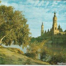 Postales: POSTAL ZARAGOZA, BASILICA DEL PILAR - SUBIRATS 1962. Lote 262635050