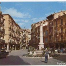 Postales: EM0951 TERUEL PLAZA MARTEL 1969 ESCUDO DE ORO Nº10 GUARDIA SEAT 1500 850. Lote 262866310