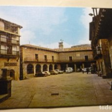 Postales: POSTAL ALBARRACIN.-PL.GENERALISIMO CM. Lote 263204755