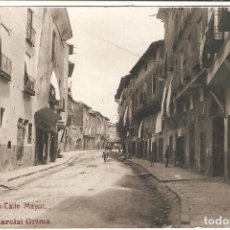 Postales: DAROCA (ZARAGOZA) CALLE MAYOR.. Lote 265664614