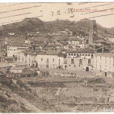 Postales: TAMARITE (HUESCA) VISTA PARCIAL.. Lote 265744419