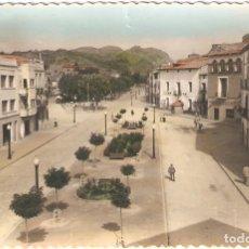 Cartes Postales: TAMARITE (HUESCA) PLAZA DE ESPAÑA.. Lote 265747049