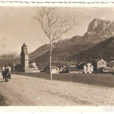 Postales: LABUERDA (HUESCA) VISTA GENERAL.. Lote 265801194