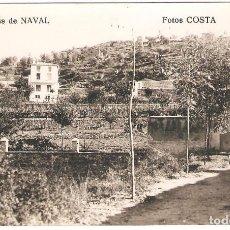 Postales: NAVAL (HUESCA) VISTAS DE NAVAL. FOTOS COSTA.. Lote 265802364