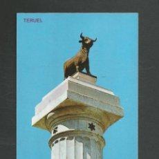 Cartes Postales: POSTAL SIN CIRCULAR TERUEL 516 MONUMENTO AL TORICO EDITA PARIS. Lote 267130834