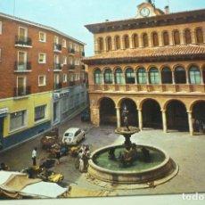 Postales: POSTAL CARIÑENA.-PL.ESPAÑA-AYUNTAMIENTO. Lote 268783094