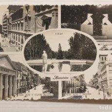 Postales: POSTAL HUESCA, CINCO VISTAS, ED. DARVI. Lote 268838519
