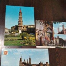 Postales: POSTALES ZARAGOZA. Lote 268906444